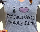 Fifty shades of Grey Inspired Charlie Tango Womens by treebaubles. $17.99 USD, via Etsy.