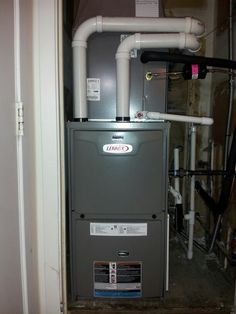 Lennox Slp98 Ultra High Efficiency Modulating Furnace