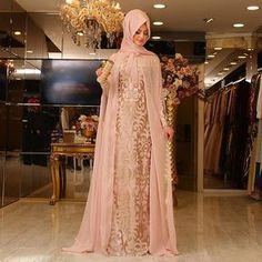 EYLÜL Abiyemiz ☺️ Sade, şık, asil ve benzersiz ☺️ #pınarşems #eylülabiye #tesettür #abiye #elbise #tesettürelbise #tesettürabiye #hijab #hijabi