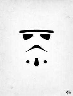 Star Wars Stormtrooper by soopernoodles - Star Wars Tshirt - Trending and Latest Star Wars Shirts - Star Wars Stormtrooper by soopernoodles Tattoo Studio, Arte Haida, Anniversaire Star Wars, Star Wars Tattoo, Star Wars Images, Star Wars Wallpaper, Graphic Artwork, Star Wars Gifts, Star Wars