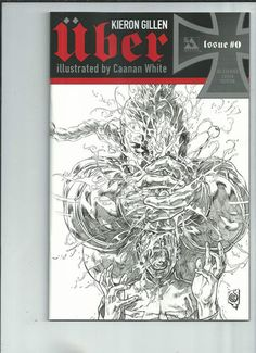 UBER #0 Limited Blitzkreig edition cover from Avatar Press! NM http://r.ebay.com/CIGwvP