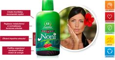 Noni Organic Calivita ml) prospect, pret, pareri, beneficii. Take Care Of Your Body, Metabolism, Organic, Personal Care, Canning, Beauty, Food, Products, Syrup