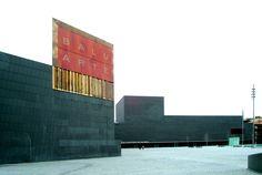 Project: Auditorio de Pamplona Material: SECRITEX FILM Architect: Patxi Mangado