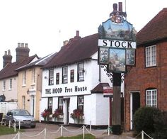 The Hoop in Stock, Essex.  We lived in Stock for 2.5 years.