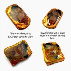 Resin Obsession blog:  How to add your favorite image to a pendant