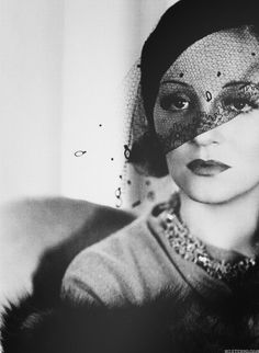 """They used to photograph Shirley Temple through gauze. They should photograph me through linoleum."" -Tallulah Bankhead"