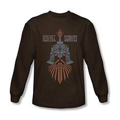 Hobbit Battle Of The Five Armies Ironhill Dwarves Long Sleeve T-Shirt