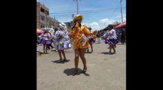 Fiesta de la Candelaria continuó con colorido pasacalle | El Comercio Perú