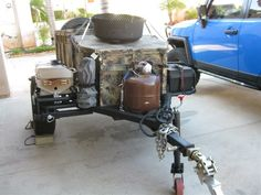 Off-Road Expedition Trailers   kb jpeg off road camper trailer for sale trailer mounted option trayon ...