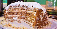#RecetaLedesma Versión fácil de la Torta Rogel