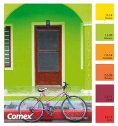 Comex / El color de Tlacotalpan