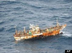 The long, lonely voyage of the Japanese ghost ship is over.  A U.S. Coast Guard cutter unleashed cannon fire on the abandoned 164-foot Ryou-Un Maru on Thursday, ending a journey that began when last year's tsunami dislodged it and set it adrift across the Pacific Ocean.  It sank into waters more than 1,000 feet deep in the Gulf of Alaska, more than 150 miles from land.