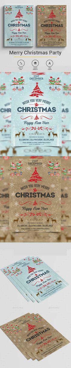 Christmas restaurant brochure menu design vector 2 CARTA-MENÚ - restarunt brochure