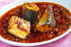 Mackerel stew