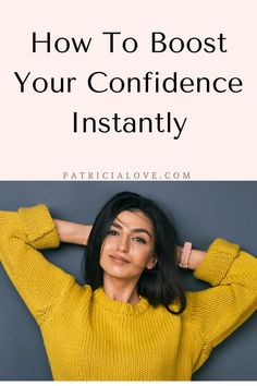 Do you lack confidence to go for what you really want in life? Do challenging situations make you tense and highly strung so you mess them up? Then read on below to find how you can boost your confidence using five simple strategies. Are you ready? Simple Strategies To Boosting Your Confidence What Is Anxiety, Deal With Anxiety, Positive Mindset, Positive Quotes, How To Get Motivated, Feeling Worthless, Positive Inspiration, Change Your Mindset, Low Self Esteem