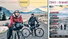 Nace BICITRAVEL, la revista de los viajes en bici