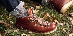 These are the types of boots every man needs in his rotation, including the smart Chelsea boots, versatile brogue boots, tough hiking boots and more. Mens Boots Fashion, Leather Fashion, Men's Fashion, Fashion Ideas, Winter Essentials For Men, Casual Look For Men, Outdoorsy Style, Sharp Dressed Man, Desert Boots