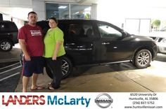 Congratulations Bo on your #Nissan #Pathfinder from DJ Kilgo at Landers McLarty Nissan !  https://deliverymaxx.com/DealerReviews.aspx?DealerCode=RKUY  #LandersMcLartyNissan