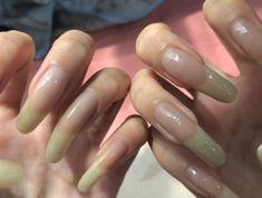 Long Natural Nails, Long Nails, Beauty, Beautiful, Beauty Illustration