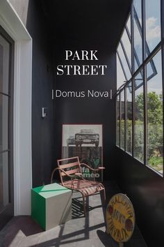 PARK STREET |Domus Nova| If you've been following Copperline or my Spaces stories here, you'll know that I'm a huge admirer of Georgian architecture, and I'm always interested to see the results when someone takes on a Georgian building and transforms it by @thecopperline
