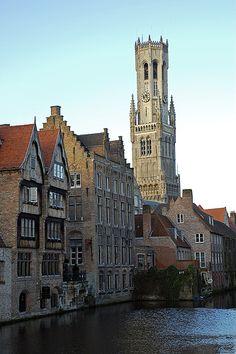 Bruges, Belgium - Day