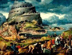 Maarten van Heemskerk 1498-1574 - The Tower of Babel « Belgian art selected by artist Paul Gosselin « Paul Gosselin « Users albums « Art might - just art