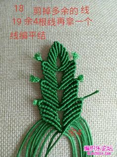 点击查看原图 Macrame Bag, Micro Macrame, Macrame Bracelets, Macrame Tutorial, Bracelet Tutorial, Passementerie, Macrame Patterns, Jewelry Making Tutorials, Diy Jewelry