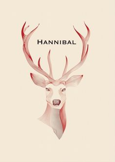 Hannibal Poster in Poster