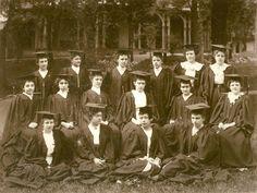 Wilson College, Chambersburg, PA, class of 1894.