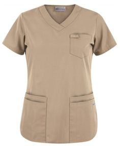 6df47a88b0d UA Best Buy Scrubs Women's V-Neck Scrub Top Our solid v-neck scrub