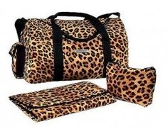 If you love Leopard animal print for your everyday clothing and accessories, then you should check out some great Leopard diaper bags below. These...