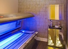The Sterling room - tanning salon in Toronto, Bask Boutique.