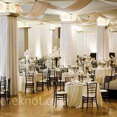 White Vintage Reception