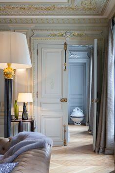 George V Apartment, Paris by Gérard Faivre