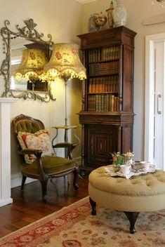 Interior Decor & Design traditional living room**