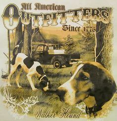ALL AMERICAN OUTFITTERS WALKER HOUND