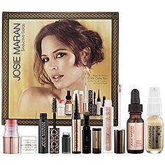 Sephora: Josie Maran Seductive Golds - Argan Oil Infused Color Collection ($105 Value): Combination Sets - StyleSays