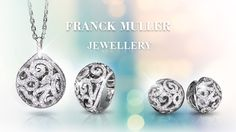 Discover the new sumptuous Franck Muller Jewellery collection at ‪#‎WPHH‬ 2016