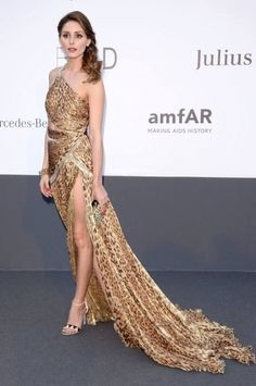 Olivia Palermo in Roberto Cavalli
