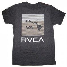 RVCA Island Stripes 2 T-Shirt