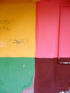 """mexico palette...another example of """"no wrong colors in Mexico"""" www.casitassayulita.com"""