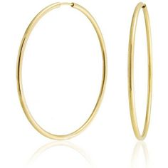 Bling Jewelry Haute Haute Hoops ($18) ❤ liked on Polyvore featuring jewelry, earrings, accessories, brincos, hoop-earrings, yellow, yellow earrings, hoop earrings, yellow jewelry and gold filled hoop earrings
