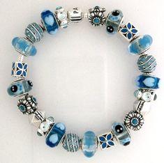 Blue Pandora joy! Like Capri Jewelers Arizona on Facebook for A Chance To WIN PRIZES ~ www.caprijewelersaz.com