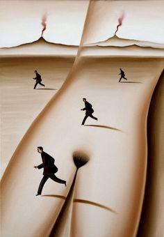 Dimitris Yeros - Runners II