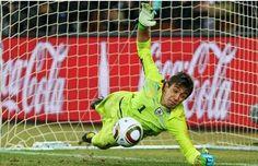 MUSLERA, Fernando | Goalkeeper | Galatasaray (TUR) | @ElNeneMuslera | Click on photo to view skills