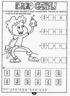 Exercícios de matemática 4º ano para imprimir!