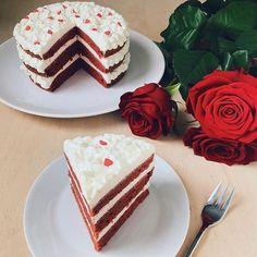Vanilla Cake, Food Porn, Healthy Recipes, Candy, Vegan, Desserts, Foods, Flowers, Sweet