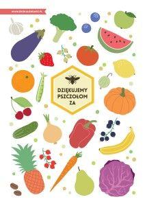 Dzień Pszczół – pakiet edukacyjny (plakat)