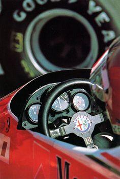 Bruno Giacomelli, Alfa Romeo 179. Watkins Glen 1980 Pole Position.
