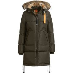 Parajumpers - Long Bear Down Jacket - Women's - Bush